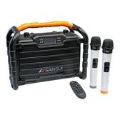 SANSUI山水重低音戶外手提行動KTV音響SS2-K55