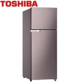 ★限桃園以北★ TOSHIBA 新禾305公升雙門變頻冰箱 典雅金 GR-A320TBZ  **免費基本安裝**