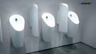 【麗室衛浴】 瑞士 GEBERIT 116.072.00.1 新款節水型掛牆式含感應小便斗