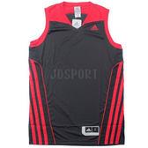 adidas SS TEAM SPEED 男 黑 紅 團體 籃球服 球衣 透氣 上衣 無袖 背心 t恤 G78192