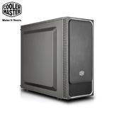 Cooler Master 酷碼 MasterBox E500L 電競機殼(銀)