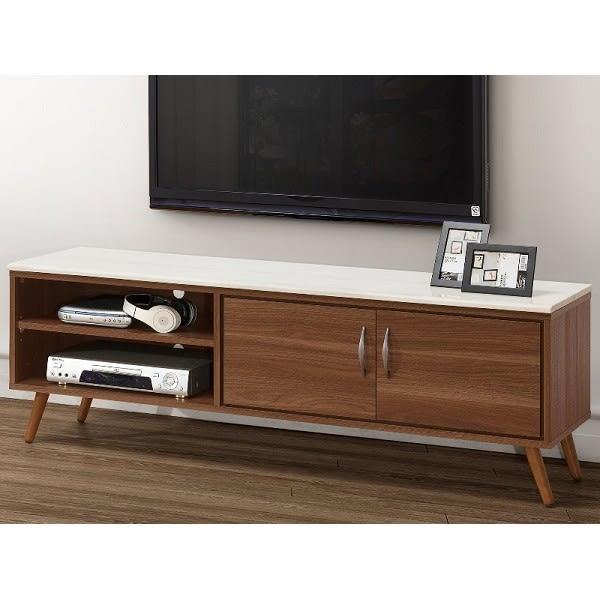 電視櫃 QW-622-6 米蘭5尺石面電視櫃【大眾家居舘】