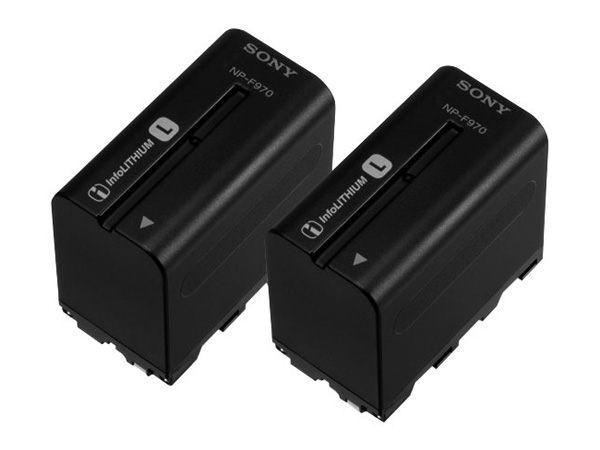 【震博】Sony 2NP-F970 原廠超長效電池組 (台灣索尼公司貨)