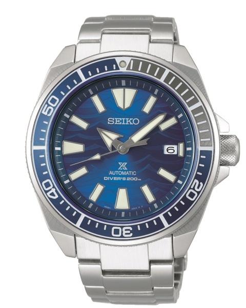 【SEIKO】Prospex 200米愛海洋特別版大白鯊機械錶