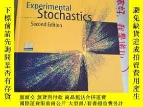 二手書博民逛書店Experimental罕見StochasticsY28297