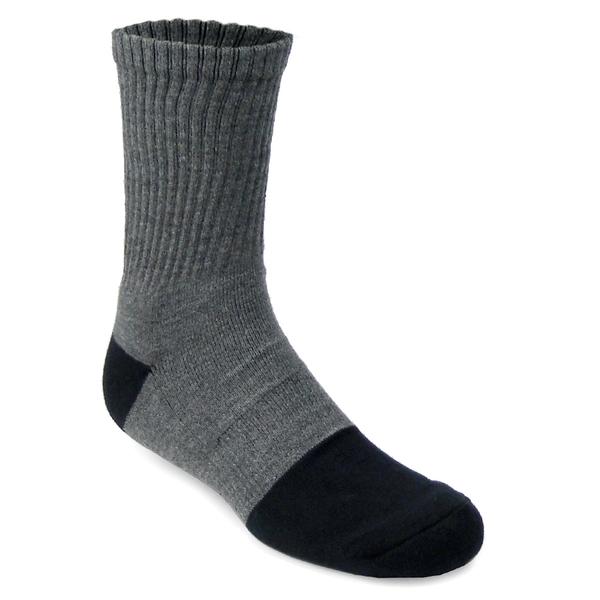 【SNOW TRAVEL】高級美麗諾羊毛襪登山防寒襪 – 深灰 M號 ( 21-23cm )