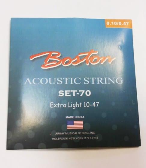 吉他弦 BOSTON (型二)
