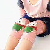 寶寶護具 夏天薄款小孩防摔護膝嬰幼兒學步爬行跳舞兒童保暖襪套【下標選換運送可超取】