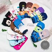 現貨✶正韓直送【KCD0011 】韓國襪子 童迪士尼立體耳朵短襪  童襪  阿華有事嗎