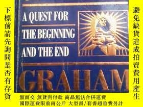 二手書博民逛書店【英文原版】A罕見QUEST FOR THE BEGINNING