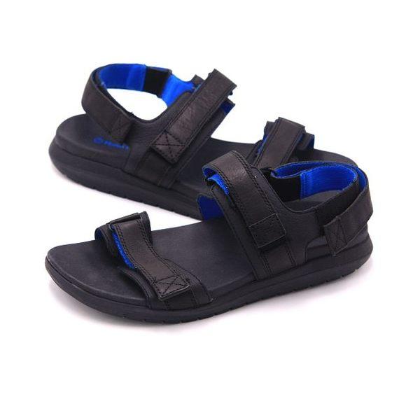 Hush Puppies 機能健走系列ACTUALLY QUICK 涼鞋 男鞋-藍(另有棕)