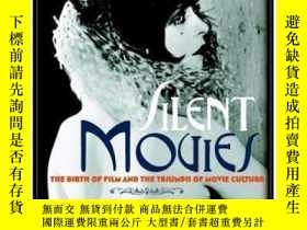 二手書博民逛書店Silent罕見MoviesY255562 Peter Kobel Little, Brown And Com