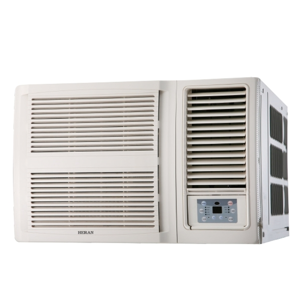 (含標準安裝)禾聯變頻窗型冷氣11坪HW-GL72