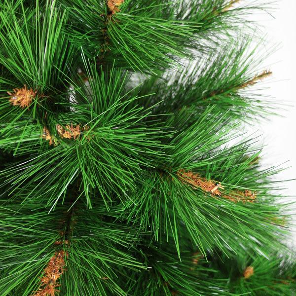 【摩達客 】台灣製6呎/6尺(180cm)特級松針葉聖誕樹裸樹 (不含飾品)(不含燈)