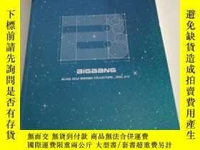 二手書博民逛書店BIGBANG罕見ALIVE 2012 MAKING COLLE