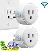 [106美國直購] WIFI智能插座 NPL750034 Wifi Smart Plug Mini GMYLE Smart Home Power Control Socket Remote Control