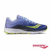 SAUCONY KINVARA 8 專業訓練鞋款-薰衣草紫x夜藍漸層