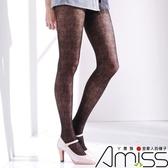 Amiss【A133-64】流行花紋褲襪✿花形