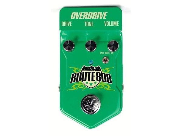 凱傑樂器 Visual Sound Route 808 Overdrive 電吉他效果器