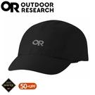 【Outdoor Research 美國 GORE-TEX 防水抗UV棒球帽《黑》】281307/防水鴨舌帽/登山健行