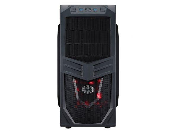 【免運費-贈行動電源】CoolerMaster K281 電競機殼 / ATX / 雙USB3.0 雙風扇 (RC-K281-KKN1)