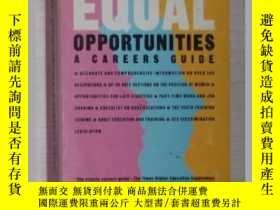 二手書博民逛書店原版罕見Equal Opportunities - a Care