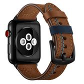 適用于iwatch1/2/3代蘋果手表表帶真皮表帶apple watch4真皮
