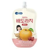 韓國 智慧媽媽 BEBECOOK 嬰幼兒雪梨紅棗桔梗汁 120ml(12個月以上)