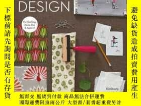 二手書博民逛書店A罕見Field Guide To Fabric DesignY255562 Kimberly Kight C