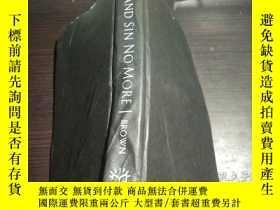 二手書博民逛書店原版英法德意等外文罕見Go and Sin No More (A call to Holiness)1999年 大