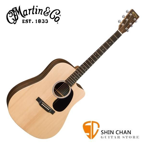 Martin DCX1AE Macassar 單板可插電民謠吉他/電木吉他 原廠公司貨