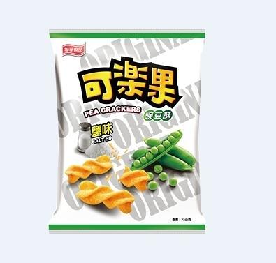 【免運直送】可樂果鹽味105g*12包/箱【合迷雅好物超級商城】