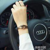 手錶女學生韓版簡約時尚潮流女士手錶防水送禮品石英女錶腕錶