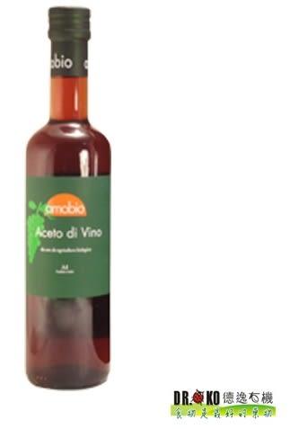 DR.OKO德逸 義大利Modena 有機白酒醋/有機紅酒醋 500ml/瓶