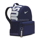 Nike 後背包 Brasilia JDI Backpack 藍 白 女款 童款 小包包【ACS】 BA5559-411
