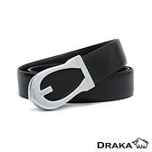 【南紡購物中心】DRAKA 達卡 - 紳士皮帶41DK881-8364