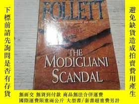 二手書博民逛書店THE罕見MODIGLIANI SCANDAL:莫迪利亞尼醜聞(