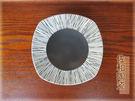 ~佐和陶瓷餐具~【XL04091-8黑輪...