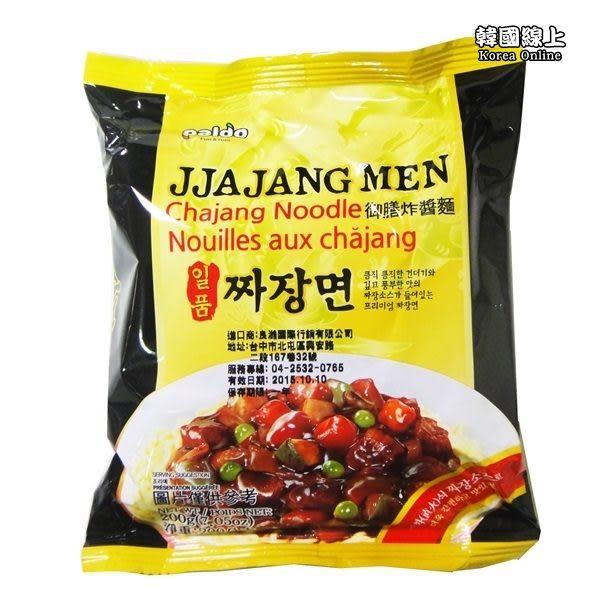 韓國Paldo八道御膳炸醬麵(單包)