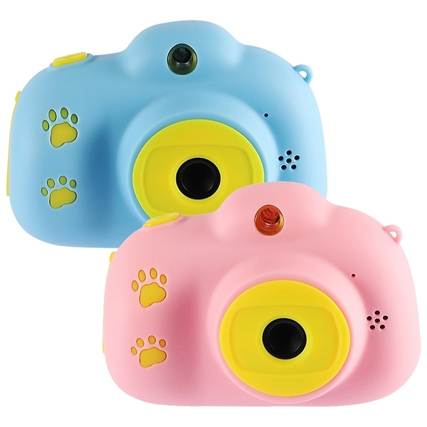 【3期零利率】福利品出清 YT-09XW雙鏡頭兒童相機 1080P錄影/停課不停學/視訊/1200萬像素/照相