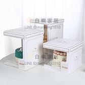 5套 半透明蛋糕盒6寸單層雙層加高烘焙包裝生日蛋糕盒子【白嶼家居】