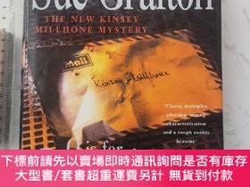 二手書博民逛書店O罕見is for Outlaw 精裝Y385290 Sue Grafton Macmillan ISBN:9