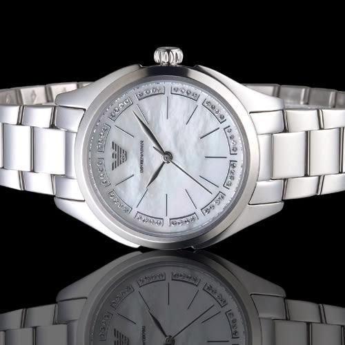 Emporio Armani Valeria晶鑽腕錶   AR11030