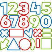 《TESCOMA》PP餅乾切模21件(數學高手)