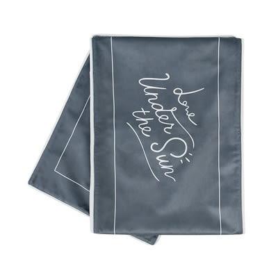 時尚可愛空間餐桌布 茶几布 隔熱墊 鍋墊 杯墊 餐桌巾桌旗 599 (30*160cm)