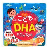 Unimat Riken 魚油營養軟糖(含DHA)-柑橘風味 82g/袋