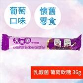 乳酸菌 葡萄軟糖 36g 軟糖 葡萄 糖果