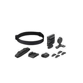 SONY 頭戴架 BLT-UHM1 (專用Action Cam) 可將 Action Cam 裝置在頭上,護目鏡上以免手持式方式拍攝影片
