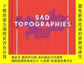 二手書博民逛書店Sad罕見Topographies-悲哀的地形Y436638 Damien Rudd Simon &