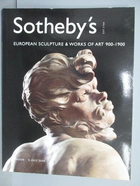 【書寶二手書T6/收藏_EM8】Sotheby s_European Sculpture and…900-1900_20